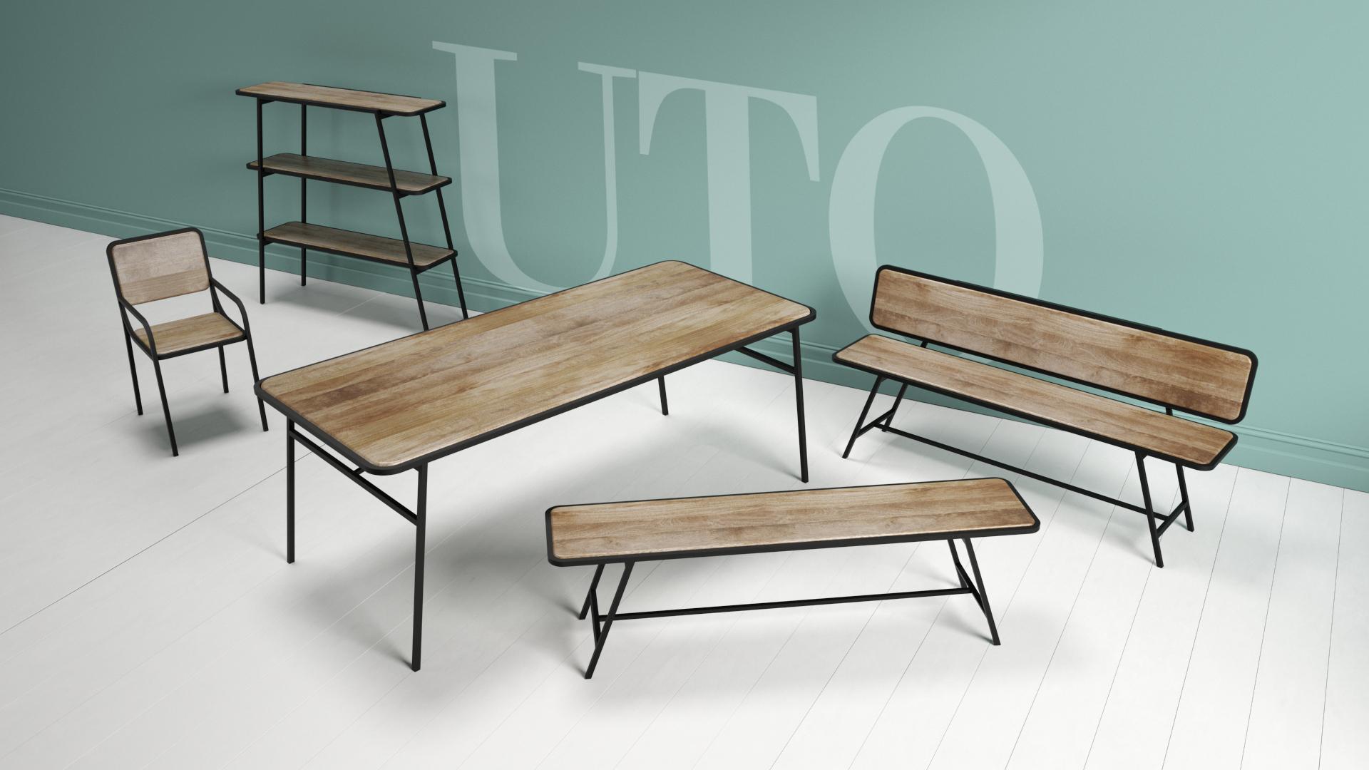 UTO design mobilier DBA