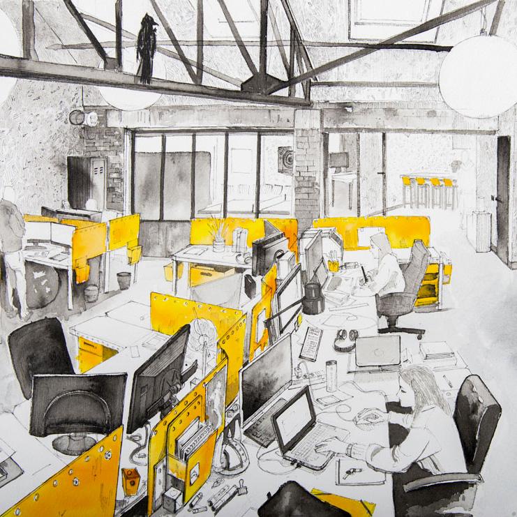 Café créatif Lille