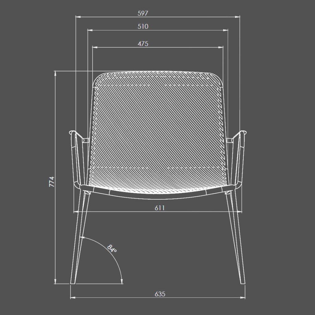 dessin technique mobilier luminaire